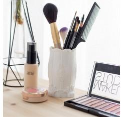 1 Piece Desktop Pencils Holder European Style Makeup Brush Holder
