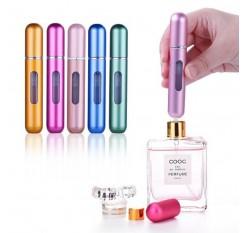 2 Pieces Travel Sub-Bottles Portable Mini Perfume Travel Sub-Bottles