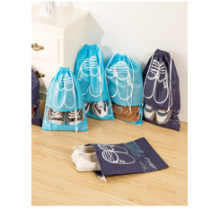 10 PcsShoes Storage Bags Drawstring Convenient Storage Products