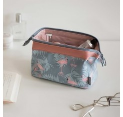 1 Piece Cosmetic Bag Large Capacity Versatile Simple Cosmetic Bag