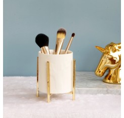 1 Piece Cosmetic Box Modern Simple Makeup Brush Jewelry Cosmetic Holder