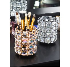 1 Pc Cosmetics Storage Box European Style Makeup Brush Holder