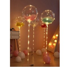 10Pcs Balloons Inner Decor Creative Design Party Decor